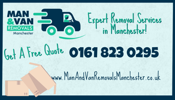 Photo by Man and Van Removals Manchester