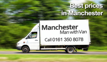 Photo by Man with Van Manchester