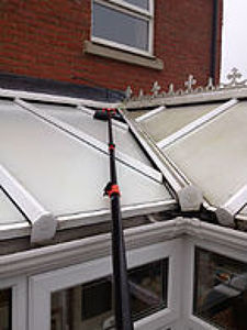 Photo by Matrix Window cleaning swindon