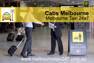 Photo by Melbourne Taxi 24x7