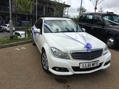 Photo by Mercedes Wedding Car Hire