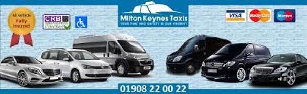 Photo by Milton Keynes Taxis