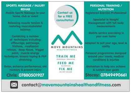 Photo by Move Mountains Health and Fitness Ltd