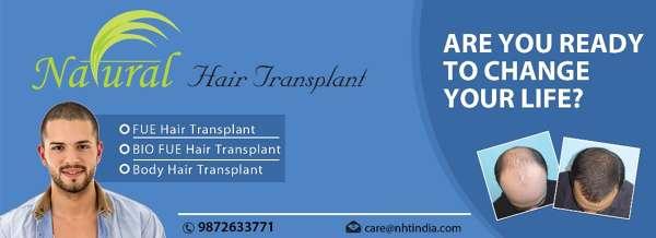 Photo by Natural Hair Transplant India
