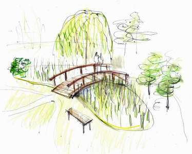 Photo by onebeech garden design