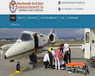 Photo by Panchmukhi Air and Train Ambulance Services