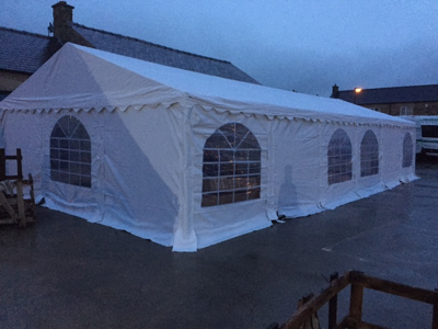 Photo by Peak Marquees