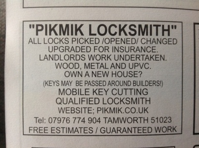 Photo by Pikmik locksmith