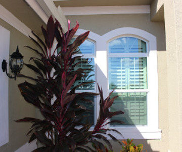 Photo by Plantation Shutters Florida