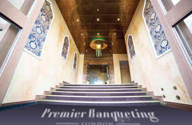 Photo by Premier Banqueting London Ltd