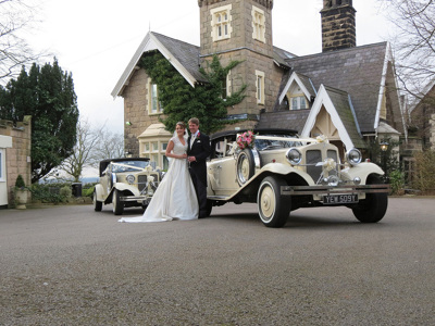 Photo by Regal Wedding Cars