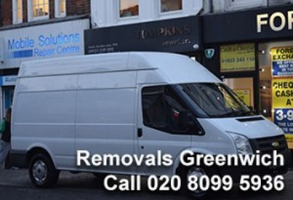Photo by Removals Greenwich