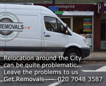 Photo by Removals London City