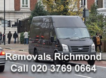 Photo by Removals Richmond