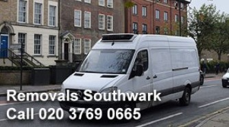 Photo by Removals Southwark