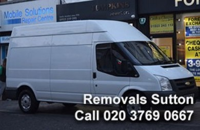 Photo by Removals Sutton