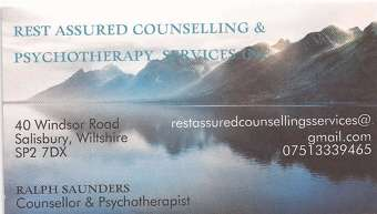 Photo by Rest Assured Counselling