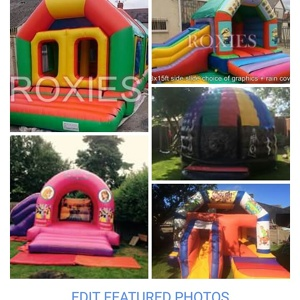 Photo by Roxies Bouncy Castles hire