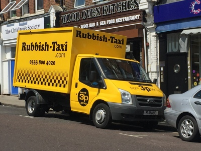 Photo by Rubbish Taxi Ltd