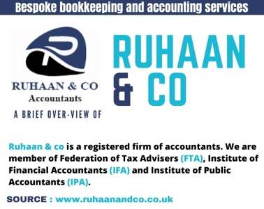 Photo by Ruhaan & Co Accountants Ltd