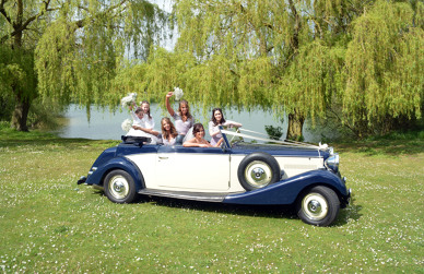 Photo by Rutland Wedding Cars