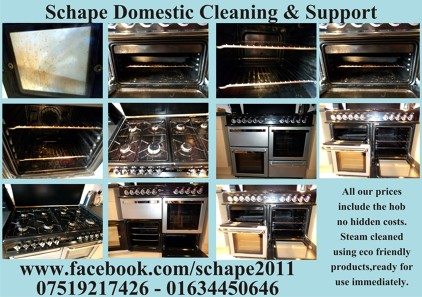 Photo by Schape Domestic Cleaning & Support