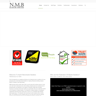 North Manchester Builders