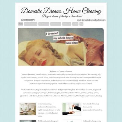 Domestic Dreams