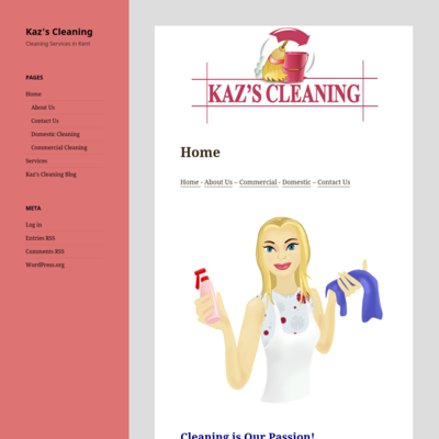 Kaz's Cleaning