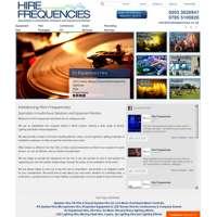 Hire Frequencies Ltd