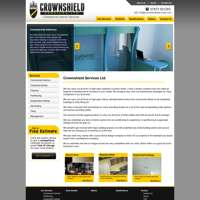 CROWNSHIELD SERVICES LTD