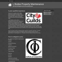 L Bodee property maintenance