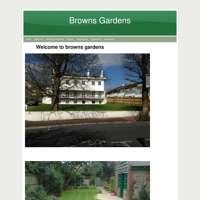 Browns gardens