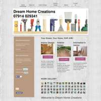 dream home creations