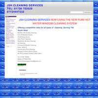 jsh cleaning services