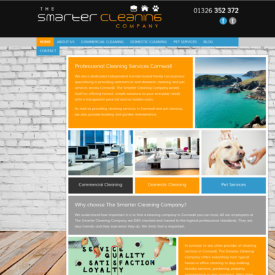 The Smarter Cleaning Company
