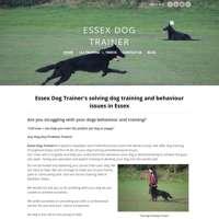 Essex Dog Trainer