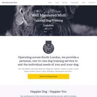Well Mannered Mutt Dog Training  T/A Dog Training Surrey Ltd