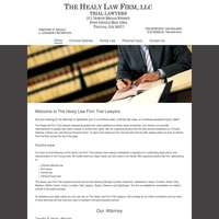 The Healy Law Firm Trial Lawyers