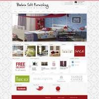 Bedwin soft furnishing