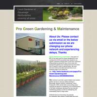 Pro Green Gardening & Maintenance