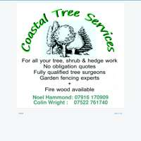 Coastal tree services