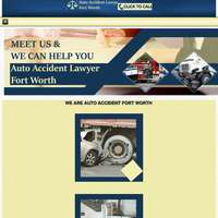 Top Auto Accident Lawyers Fort Worth