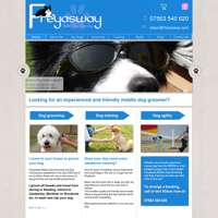 Freyasway Mobile Dog Grooming