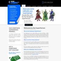 Handyman Superheroes