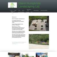 Glenn Humphries  Landscaping Ltd