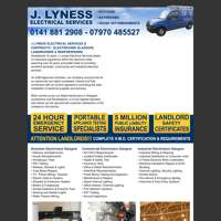 J Lyness Electrical Services