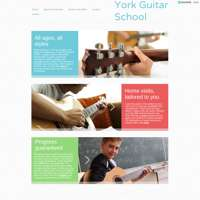 York Guitar School