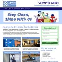 Sparkle and shine cleaners ltd
