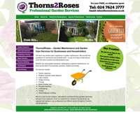 Thorns2Roses